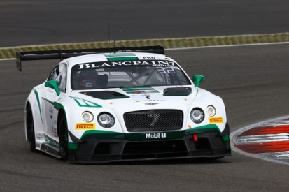 Bentley commits to inaugural Intercontinental GT Challenge