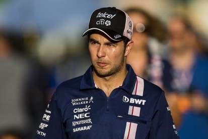 Force India F1 driver Perez needed IV drip before Malaysian GP