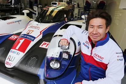 Ex-F1 driver Kamui Kobayashi gets Alex Wurz's Toyota LMP1 seat