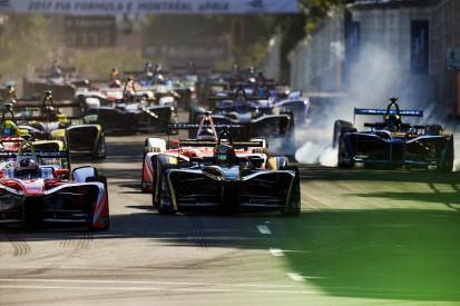 Formula 1's halo delaying new Formula E car