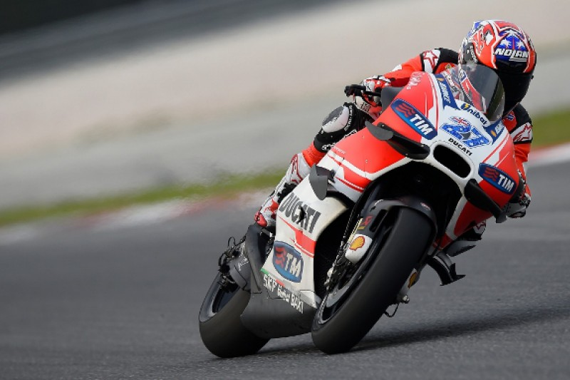 Casey Stoner to continue Ducati testing for a second day at Sepang
