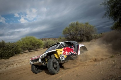 Nine-time WRC champion Loeb: 2018 could be last chance to win Dakar