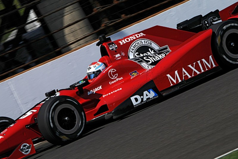 Honda to remain in IndyCar until at least the end of 2017