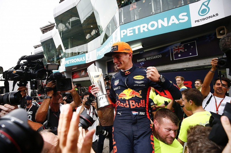 Red Bull F1 team adamant it would've beaten Ferrari in Malaysia GP