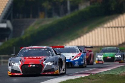 Blancpain GT to cut back pro driver entries to help amateur classes