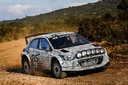 Hyundai begins testing new R5 for WRC2, and Toyota plans one too