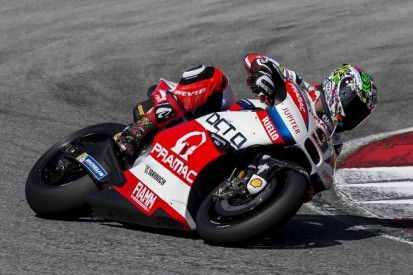 Danilo Petrucci quickest on day two of Sepang MotoGP test