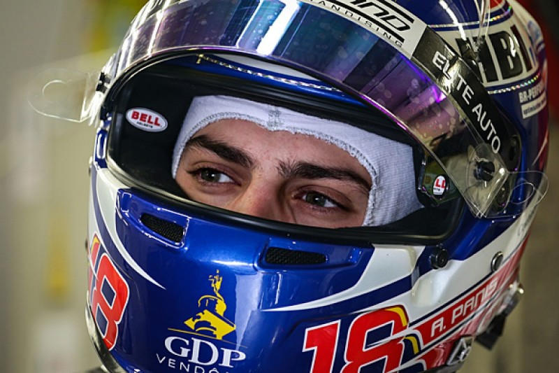 Aurelien Panis switches to Arden for 2015 Formula V8 3.5