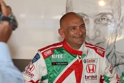 Gabriele Tarquini moves to Lada WTCC team for 2016 after Honda exit