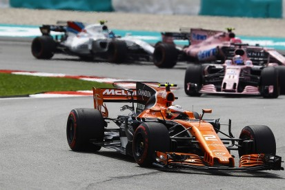 Vandoorne says Malaysian GP was his best drive in F1
