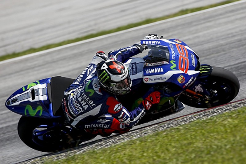 Jorge Lorenzo dominates first day of MotoGP testing at Sepang