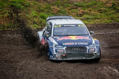 WRX Germany: Mattias Ekstrom on top on day one