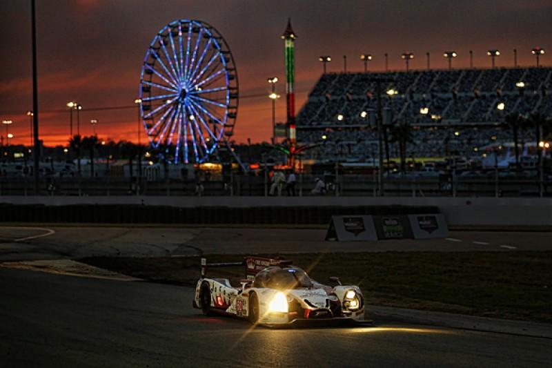 Daytona 24 Hours: Michael Shank Racing Ligier leads after six hours