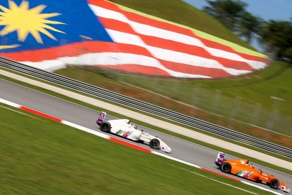 Malaysian GP supporting championship apologises for bizarre race