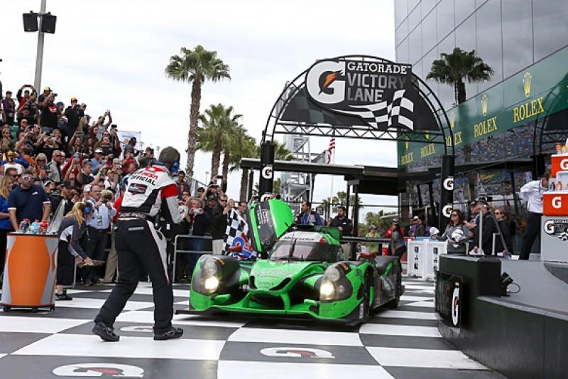 Daytona 24 Hours: Extreme Speed Ligier claims first LMP2 win