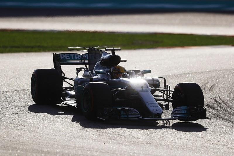 Lewis Hamilton surprised himself with Malaysian GP F1 pole lap