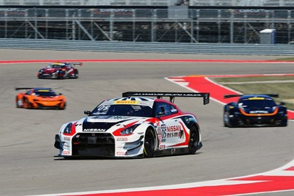 Austin round of SRO's Intercontinental GT Challenge canned for 2016