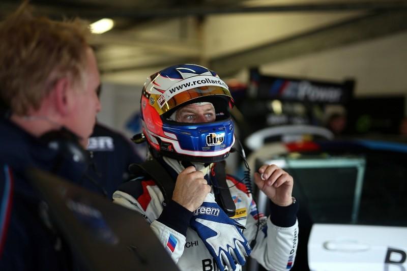 Brands Hatch BTCC: Rob Collard withdraws on medical grounds