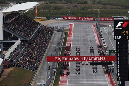 US Grand Prix F1 race expects to know its future by end of February