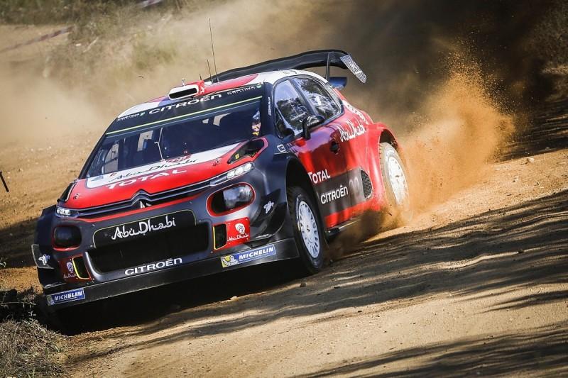 Citroen WRC team's morale problem bigger than C3 WRC flaws