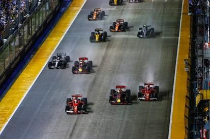 Malaysian GP: Vettel evaluating return to old Ferrari start system