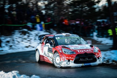 Kris Meeke to step aside for some of Citroen's 2016 WRC appearances