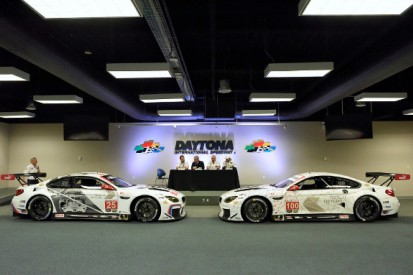 BMW pays homage to its history with 2016 IMSA SportsCar liveries