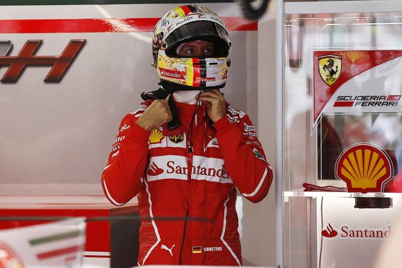 Sebastian Vettel title hopes suffer another major blow in qualifying