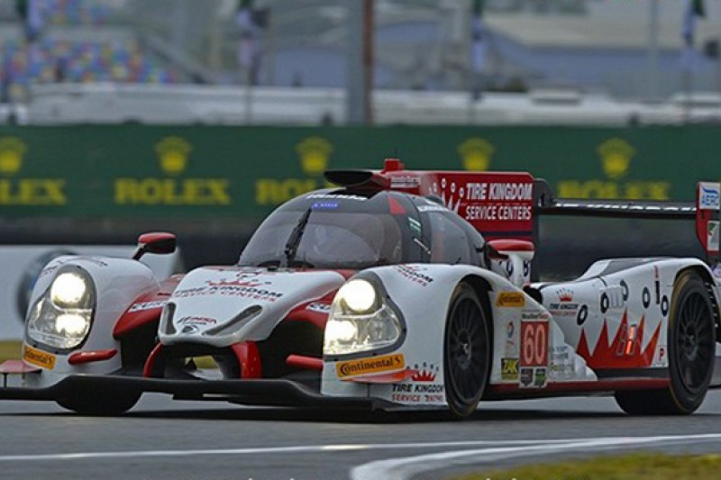 Daytona 24 Hours: Shank LMP2 top as GTLMs shine in wet practice
