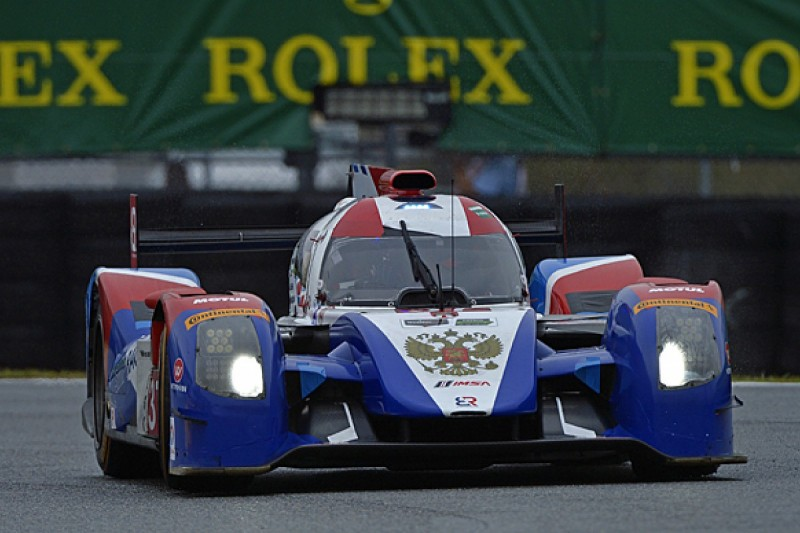 Daytona 24 Hours: Aleshin on pole for SMP, GT Porsches fastest