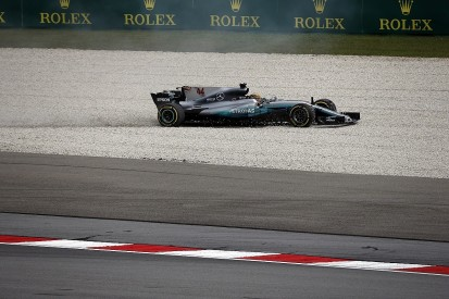 Malaysian GP: 'Fundamental' problem caused Mercedes poor pace