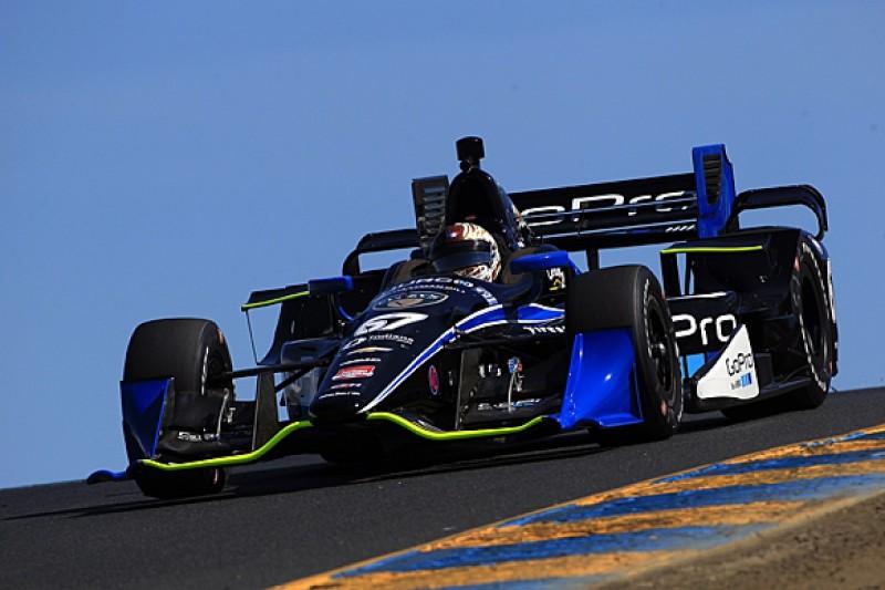 Ed Carpenter and Sarah Fisher's IndyCar team partnership splits