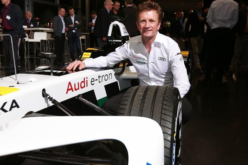 Allan McNish: Racing history will help Audi Formula E boss role