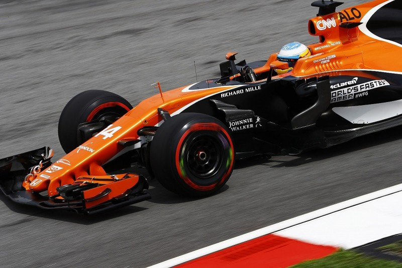 Malaysian GP: McLaren buoyed by chassis upgrade in practice