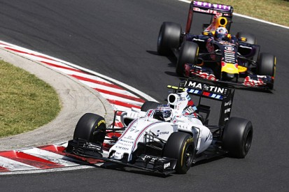 Resisting Red Bull would be 'great' outcome for F1 2016 - Williams