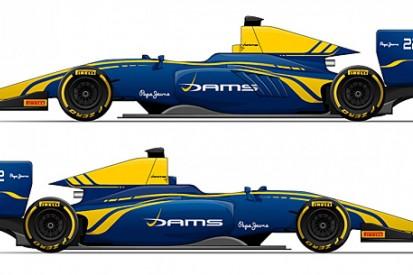 DAMS announces Hughes, Ferrucci and Jorg as 2016 GP3 Series drivers