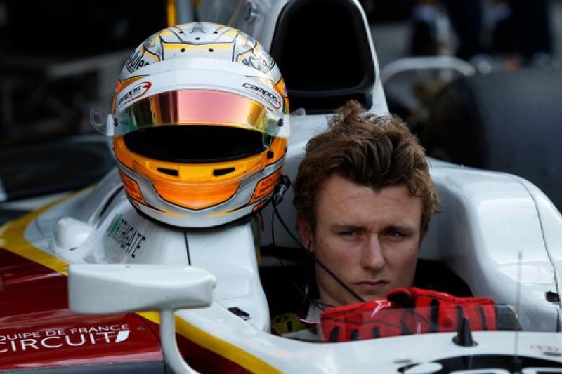 GP2: Campos driver Arthur Pic switches to Rapax for 2016 campaign