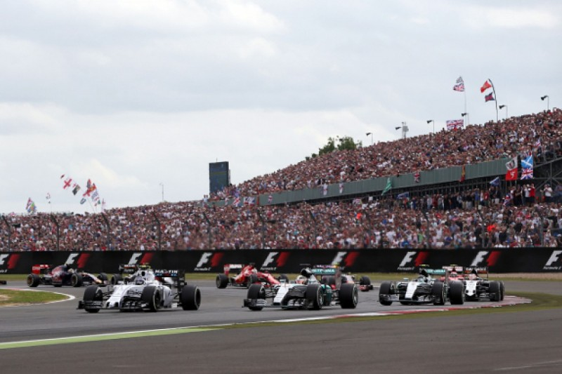 No more pressure to sell Silverstone, says BRDC president Warwick