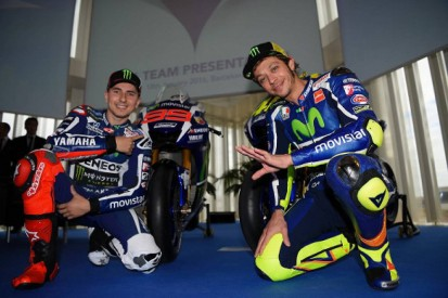 Jorge Lorenzo wants to fight Valentino Rossi for MotoGP title again