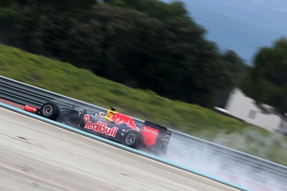 Pirelli F1 wet tyre test: Daniel Ricciardo sets pace for Red Bull