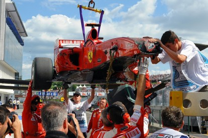 Malaysian GP: Grosjean drain incident reminded Massa of Hungary '09