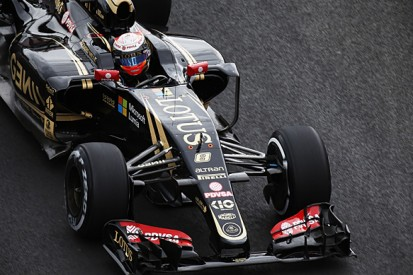 Lotus F1 team stretched components' reliability limits in 2015