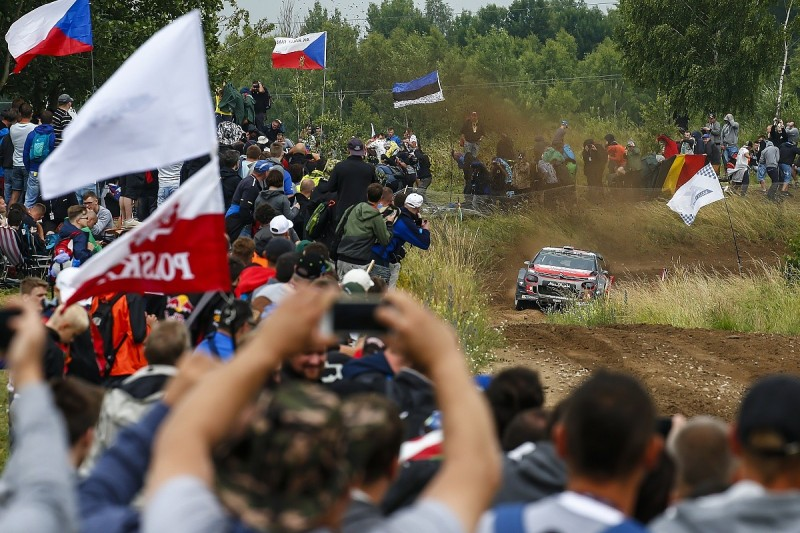 Rally Poland wants WRC calendar place back after losing to Turkey