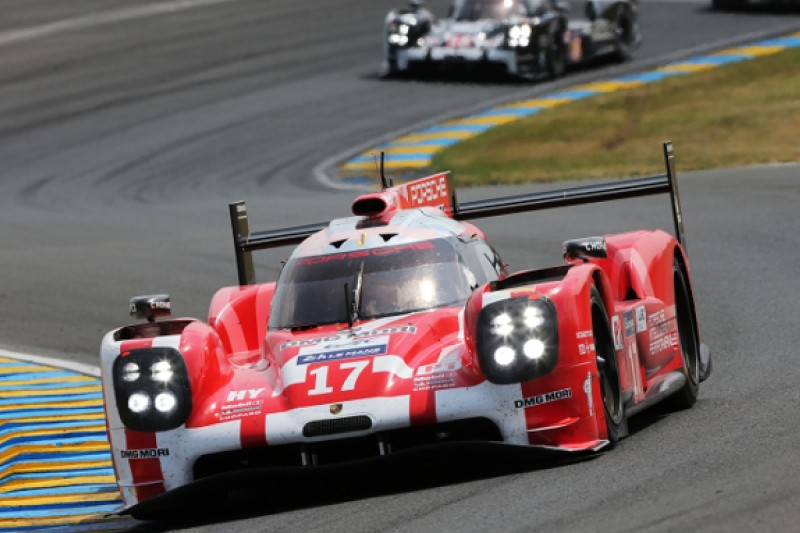 ACO reveals preliminary round of entries for 2016 Le Mans 24 Hours