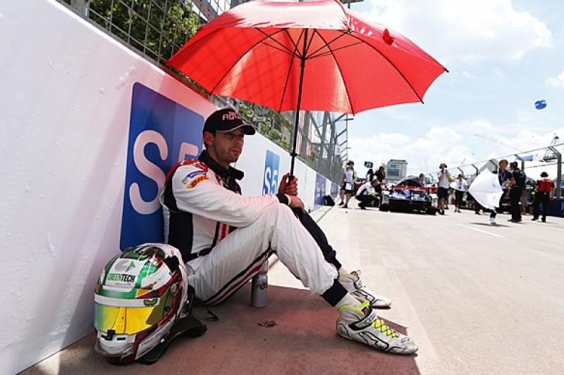 Nathanael Berthon loses Aguri Formula E seat