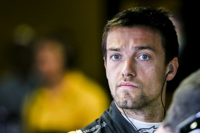 IndyCar 'an option' for Palmer in 2018 if he can't stay in F1