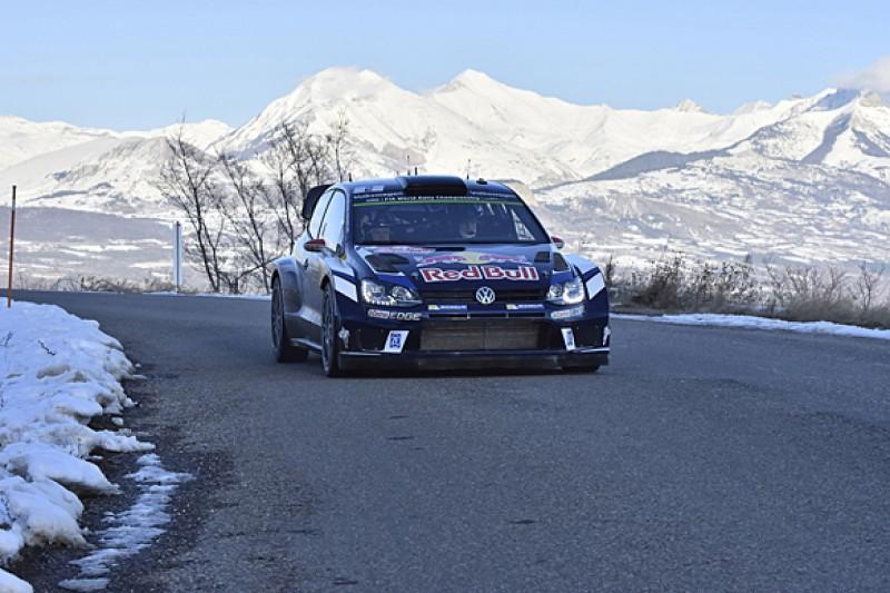 WRC Monte Carlo Rally: Latvala apologises for hitting spectator