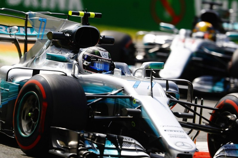 Valtteri Bottas needs to adapt his style to suit Mercedes F1 car