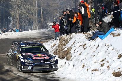 WRC Monte Carlo Rally: Sebastien Ogier wins 2016 season opener