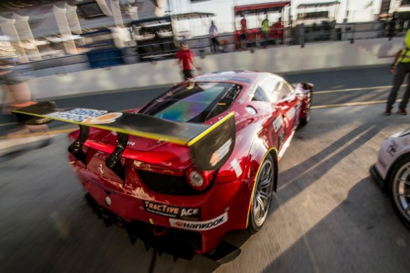 Dubai 24 Hours organiser defends suspension of Ferrari team